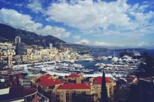 Cunard Queen Victoria Monacco port