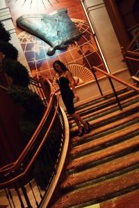 Cunard fashion cruise