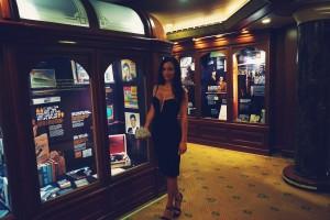 Cunard MEDITERRANEAN cruise and black tie dress