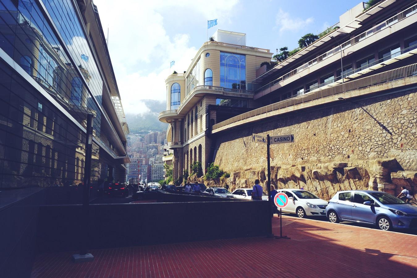 Monte Carlo casino visit