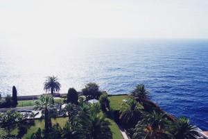 monte carlo monacco sea blue sky