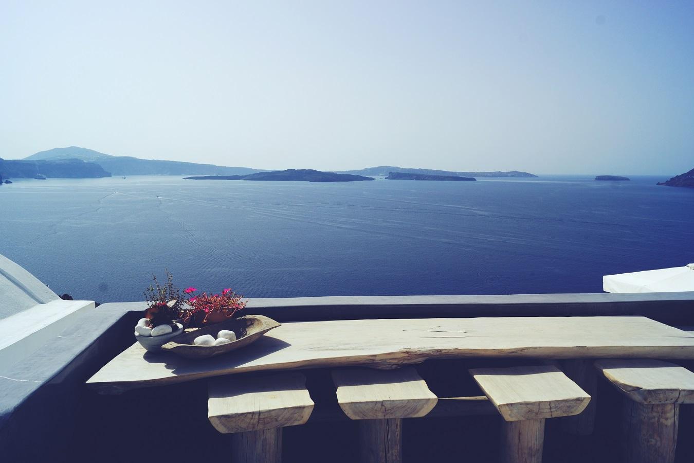 santorini sea view oia