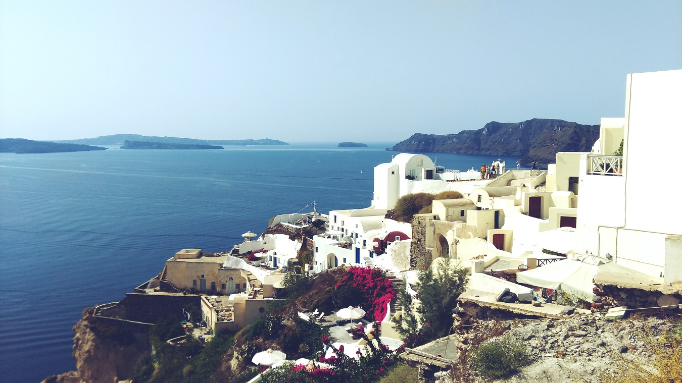 travel to santorini belucce blog