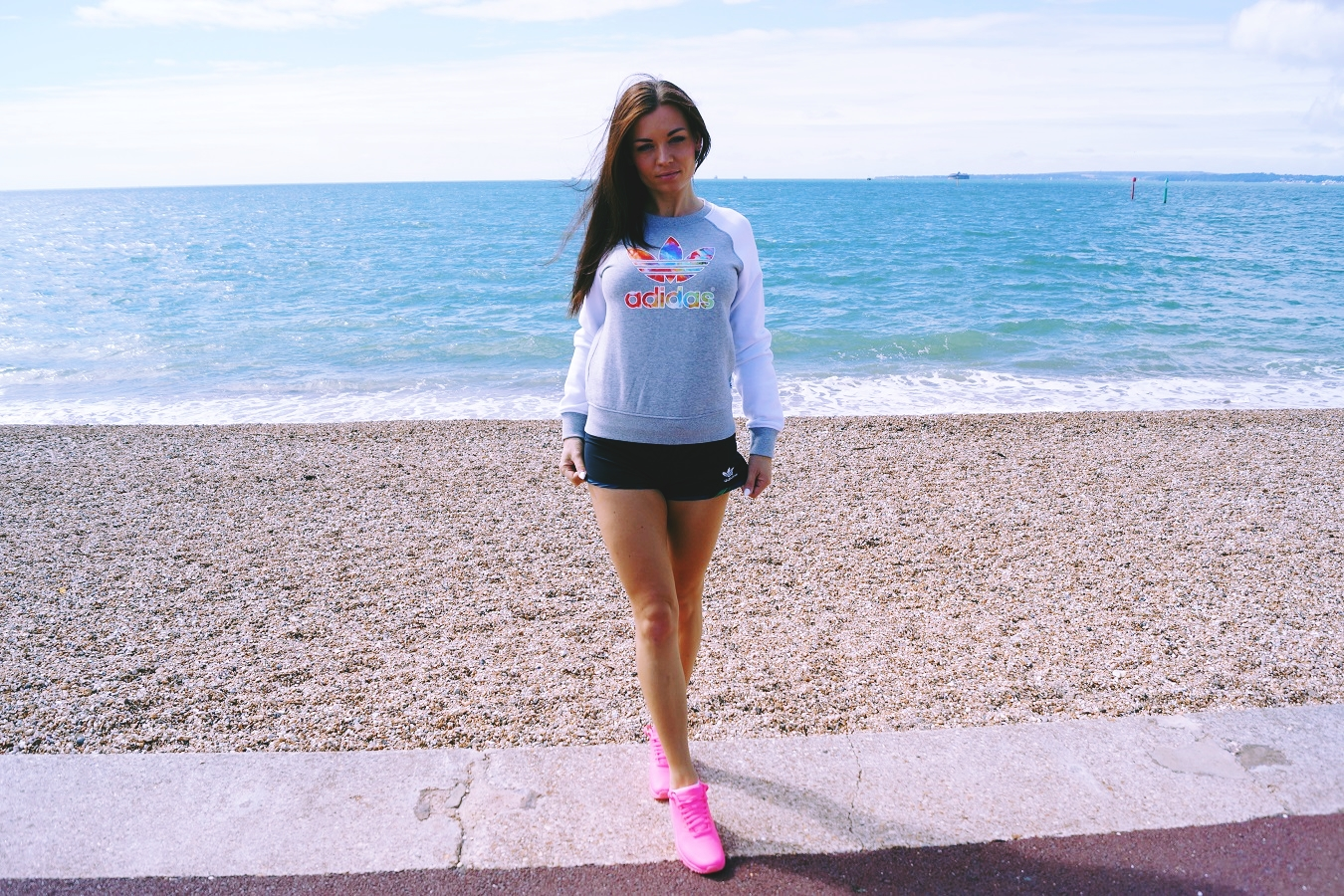 belucce fitness blog london beach adidas pink airmax jo-jo effect