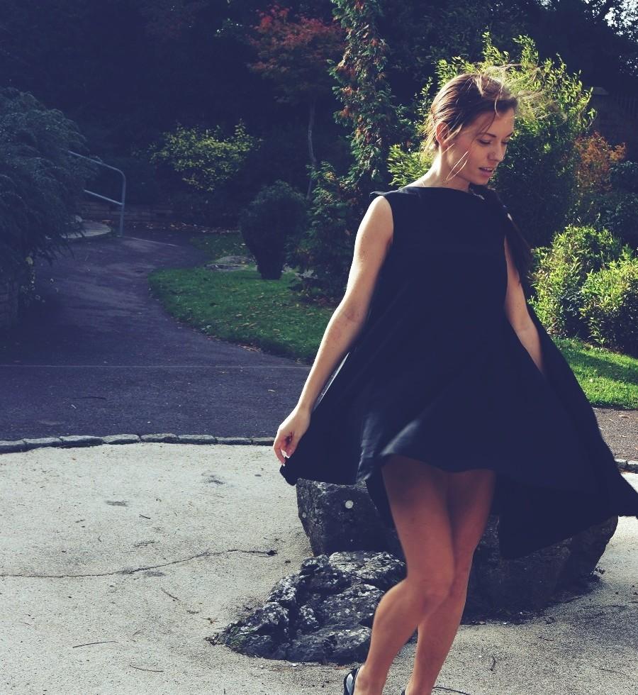 asos little black dress+