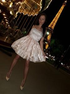 paris carousel new year in paris