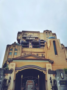 disneyland paris holywood hotel tower no gravity ride