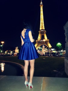 paris photo shot louboutin