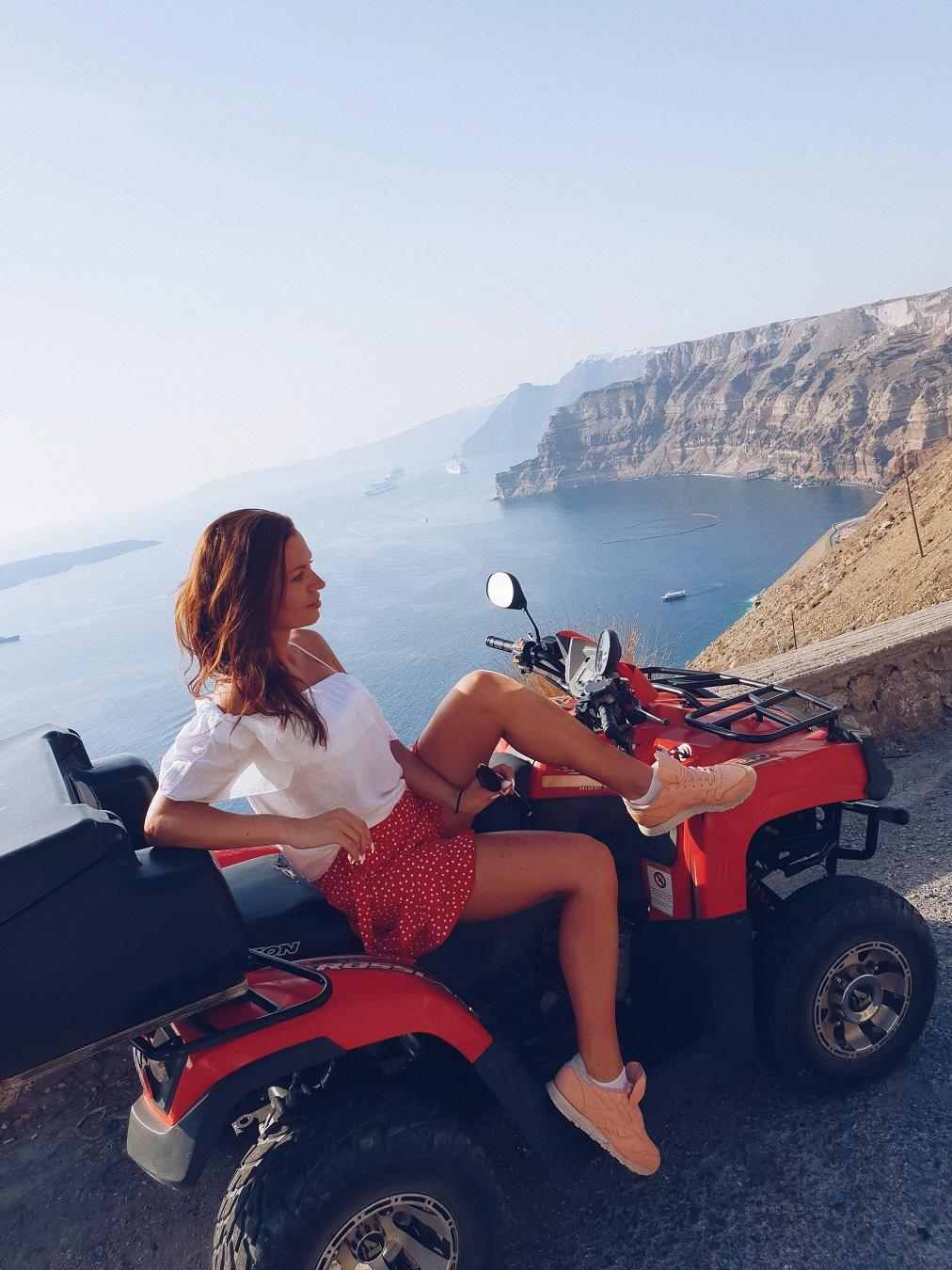 quad bike adventure